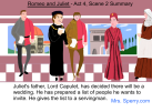 Romeo and Juliet Act 4, Scene 2 Illustrated Summary