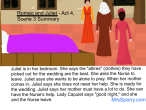 Romeo and Juliet Act 4, Scene 3 Illustrated Summary